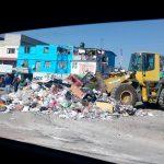 Sepultados en basura