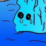 Iceberg Triste